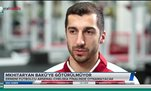 Mkhitaryan Bakü'ye götürülmeyecek