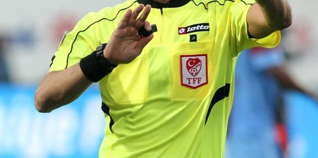 TFF 1. Lig'de 8. haftanın hakemleri belli oldu