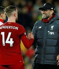 Liverpool tarih yazıyor