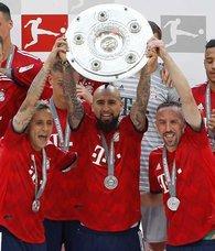 Arturo Vidal, Münihten ayrılıyor
