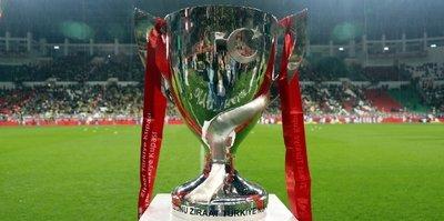 Ziraat Türkiye Kupasında takvim açıklandı