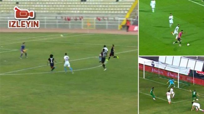 Türkiye Kupası 4. Tur'un en güzel golleri