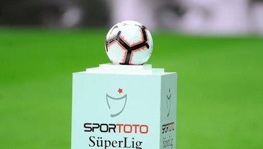 Spor Toto Süper Lig'de 35. hafta heyecanı başlıyor