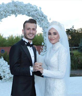 Trabzonspor'da Abdulkadir Parmak dünya evine girdi
