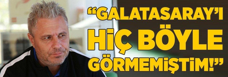marius sumudica galatasarayi hic boyle gormemistim 1592775517395 - Sumudica: En heyecanlı liglerden biri Süper Lig