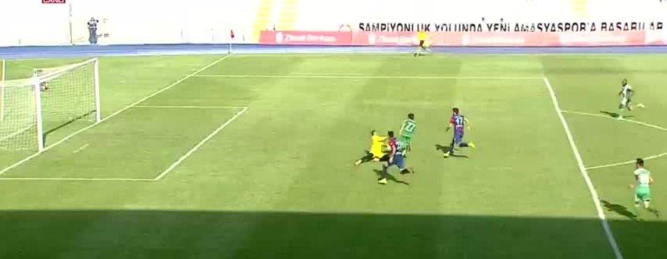 Y. Amasyaspor 3-1 Kırıkkale BAS 90+7' Aslan Gök