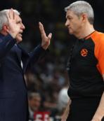 Fenerbahçe'nin Euroleague maçında skandal!