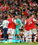 Arsenal ile Tottenham puanları paylaştı