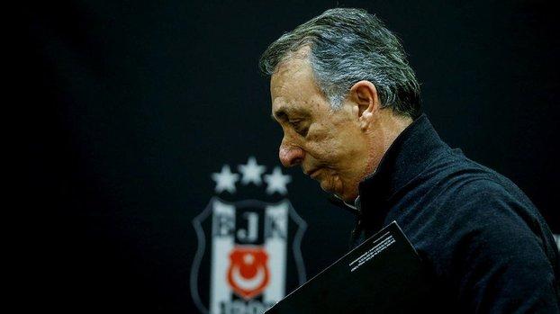 Beşiktaş Başkanı Ahmet Nur Çebi'den flaş sözler! Başımızın belada olduğu futbolcular var #