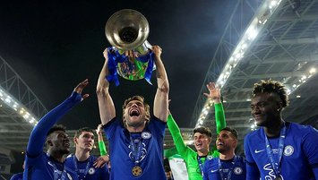 Chelsea beat City 1-0 to win CL title
