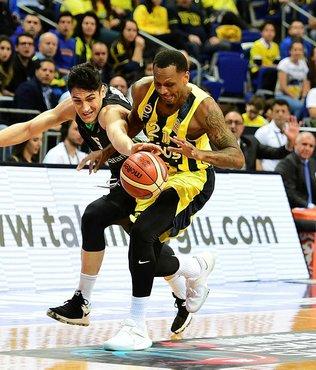 Fenerbahçe Türk derbisinde Darüşşafaka'ya konuk olacak