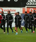 Beşiktaş 7 eksikle kupa sınavına hazır