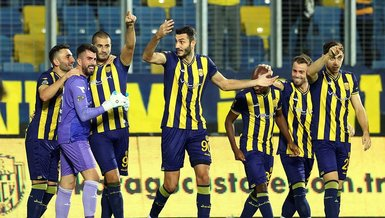 MKE Ankaragücü Menemenspor : 2-2 | MAÇ SONUCU