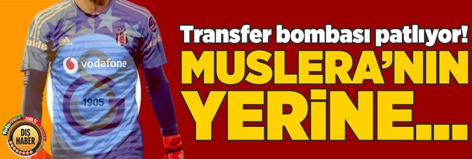 """galatasaraydan olay transfer musleranin yerine besiktasli eski kaleci 1592310410861 - Anouar El Mhassani'den Beşiktaş'a transfer mesajı! """"Taraftarlar bana gel diyor"""""""