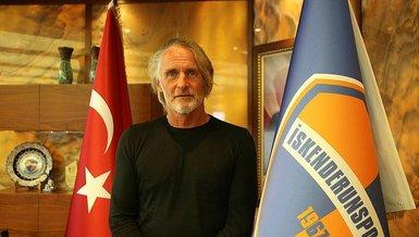 Galatasaray'da iki kupa kazanan Riekerink İskenderunspor'la şampiyon olmak istiyor!