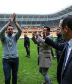 Evkur Yeni Malatyaspor transfere başladı
