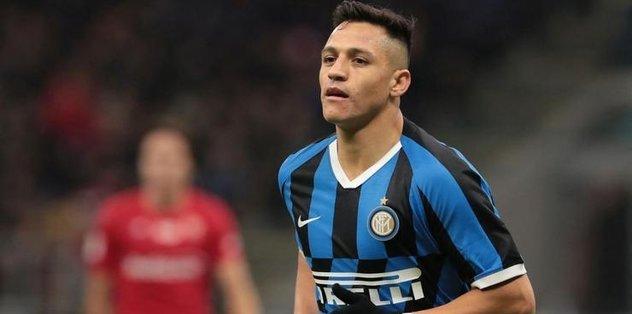Alexis Sanchez bonservisiyle Inter'de - Futbol -