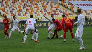 Yeni Malatyaspor Sivasspor: 2-2 (MAÇ SONUCU - ÖZET)