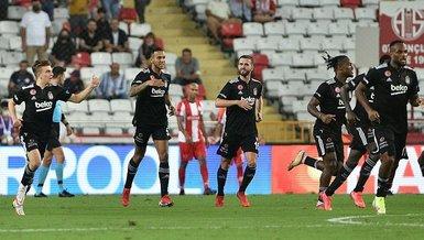 Antalyaspor - Beşiktaş: 2-3   MAÇ SONUCU