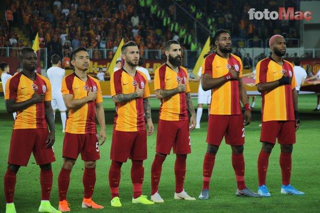 Galatasaray'da flaş ayrılık! İşte yerine gelecek isim
