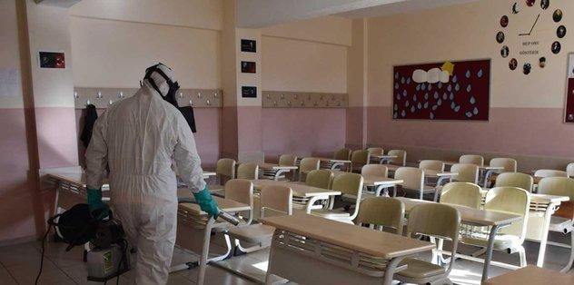Corona virüsü nedeniyle okullara verilen ara uzatıldı mı? Milli Eğitim Bakanı Ziya Selçuk açıkladı