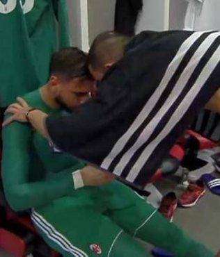 Milan'ın kalecisini ağlattılar