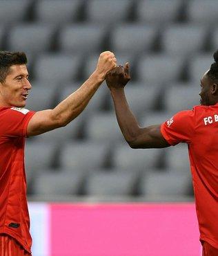 Bayern Münih 5-0 Fortuna Düsseldorf | MAÇ SONUCU