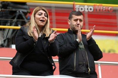 Kayserispor - Yeni Malatyaspor karşılaşmasından dikkat çeken kareler