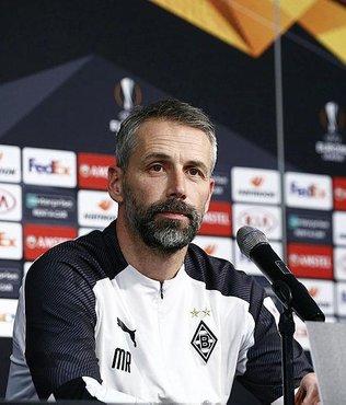 Gladbach cephesi Başakşehir maçını kazanıp gruptan çıkmak istiyor