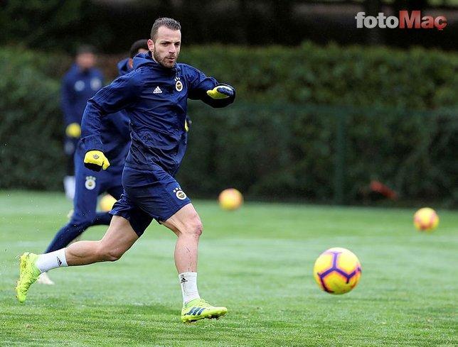 Fenerbahçe golcüsünü Fransa'da buldu!
