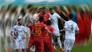 Konyaspor-Kayserispor: 0-0 (MAÇ SONUCU-ÖZET)