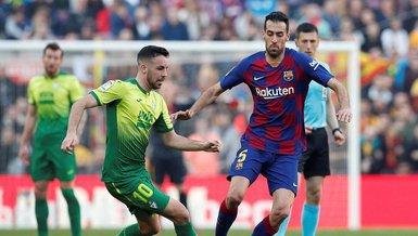 Sergio Busquets: Ligler devam edemez!