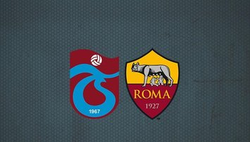 Trabzonspor maçı ne zaman? Trabzonspor Roma maçı hangi kanalda? Saat kaçta? Şifresiz mi yayınlanacak?   TS haberleri