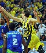 Fenerbahçe Doğuş finalin ikinci ayağında