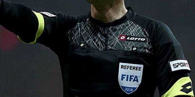 Süper Lig'de 23. haftanın hakemleri açıklandı