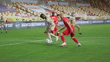 Fenerbahçe Ertaç ve direği geçemedi