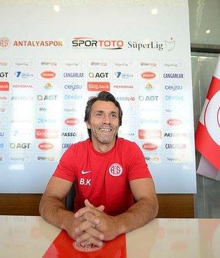 """Antalyaspor Teknik Direktörü Bülent Korkmaz: """"Sivasspor maçını kazanırsak daha iyi olacağız"""""""