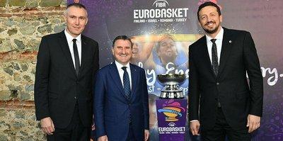 EuroBasket 2017'nin açılış töreni yapıldı