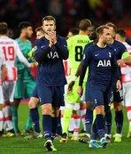 Tottenham deplasmanda 4 köşe!