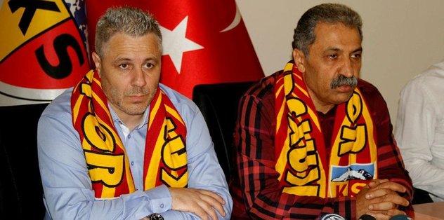 Sumudica, Kayseri'ye komando ruhu getirecek