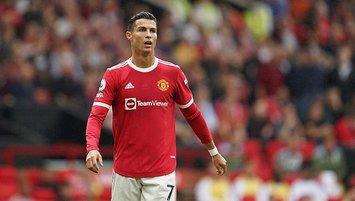 Aston Villa taraftarları Ronaldo ile dalga geçti! İşte o anlar...