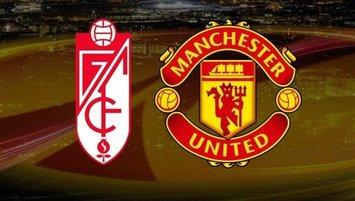 Granada-Manchester United maçı ne zaman saat kaçta hangi kanalda yayınlanacak?