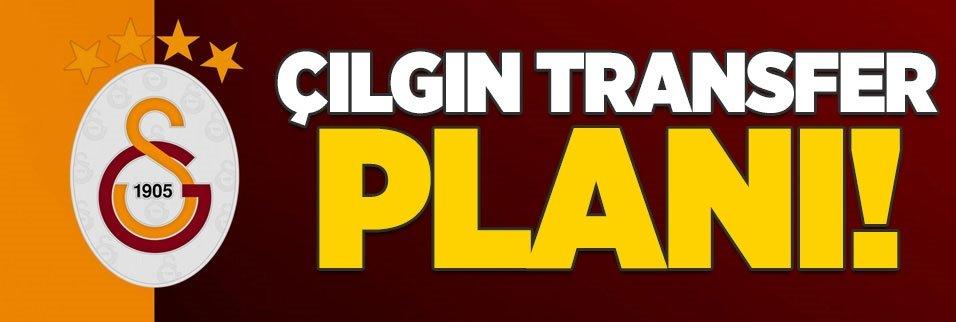 Galatasaray'da çılgın transfer planı!