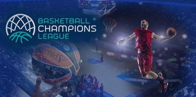 FIBA Basketbol Şampiyonlar Ligi'nde rakipler belli oldu