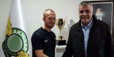 Akhisar Belediyespor, Larsson'la anlaştı