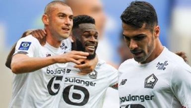 Strasbourg 0-3 Lille | MAÇ SONUCU