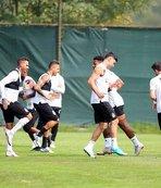 Beşiktaş'ta Evkur Yeni Malatyaspor hazırlıkları sürdü