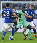 Schalke - Hoffenheim maçında kazanan yok!