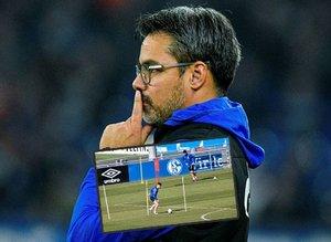 Schalke'den görülmemiş antrenman! Futbolcular...