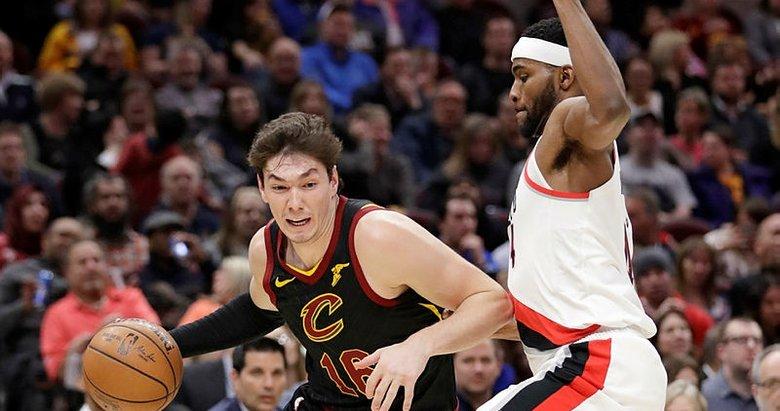 NBA'de Cedi'nin gecesi